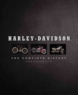 Harley-Davidson by Darwin Holmstrom, Dewhurst Hackett (9780760350003) - HardCover - Science & Technology Transport