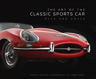 The Art of the Classic Sports Car by James Mann, Stuart Codling (9780760352168) - HardCover - Science & Technology Transport