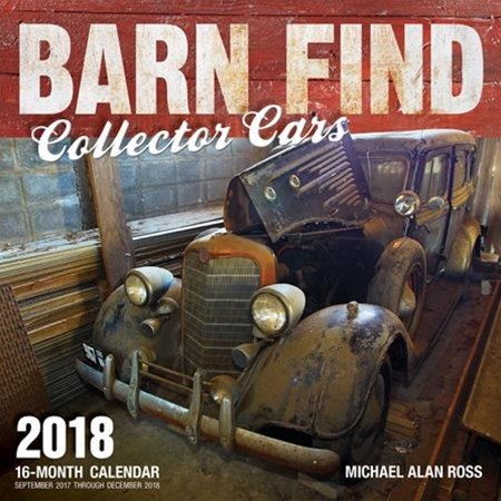 Barn Find Collector Cars 2018