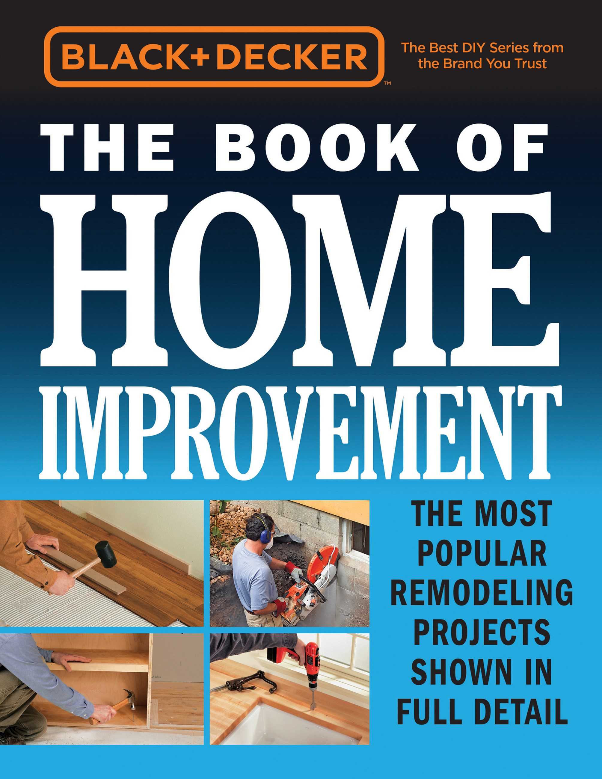 The Book of Home Improvement (Black and Decker)
