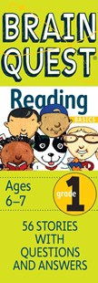 Brain Quest Grade 1 Reading by Bonnie Dill, Christine Wood (9780761141396) - PaperBack - Non-Fiction