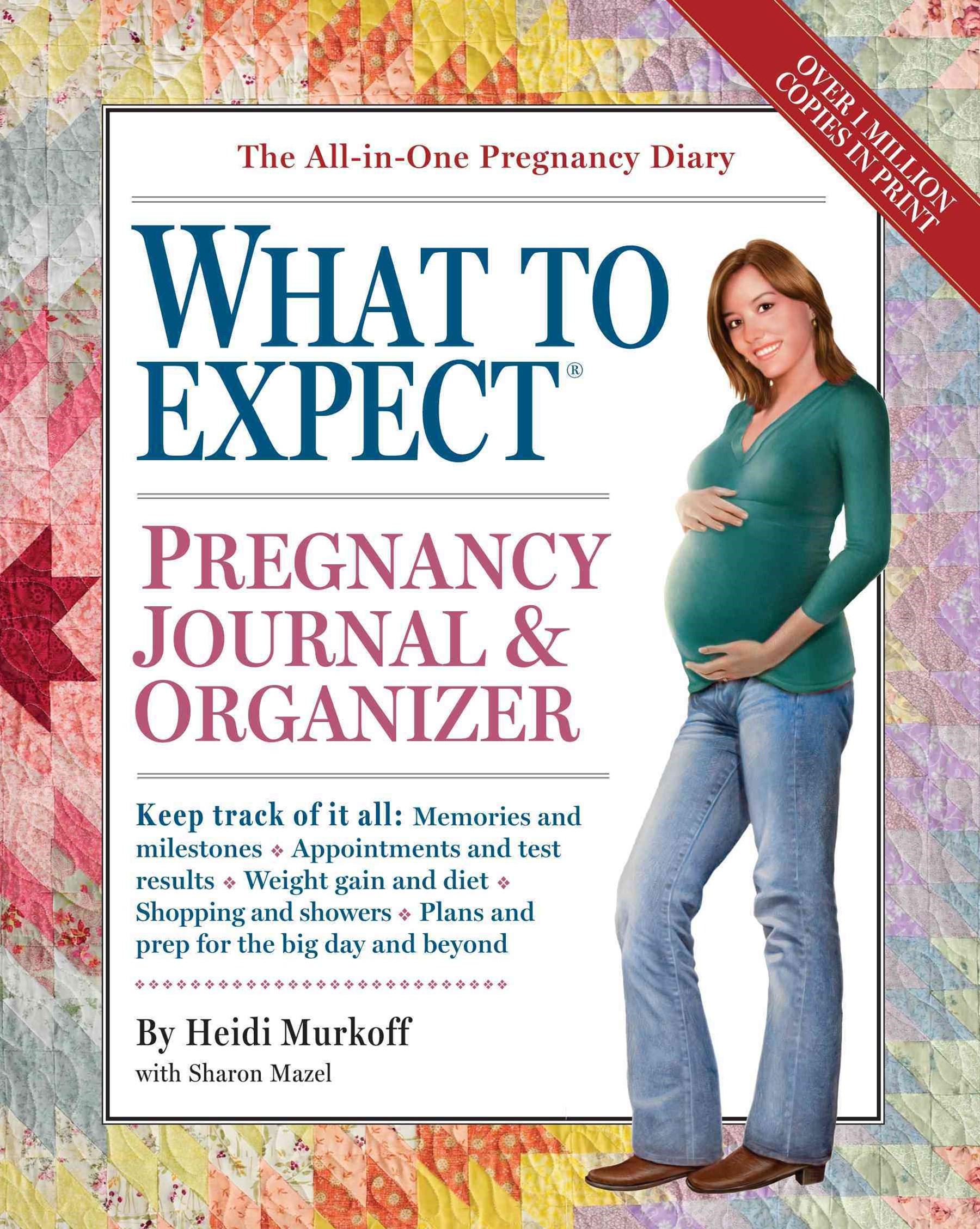 The What to Expect Pregnancy Journal and Organizer