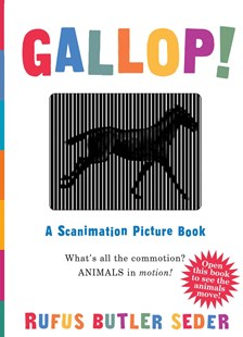 Gallop! by Rufus Butler Seder (9780761147633) - HardCover - Non-Fiction Animals