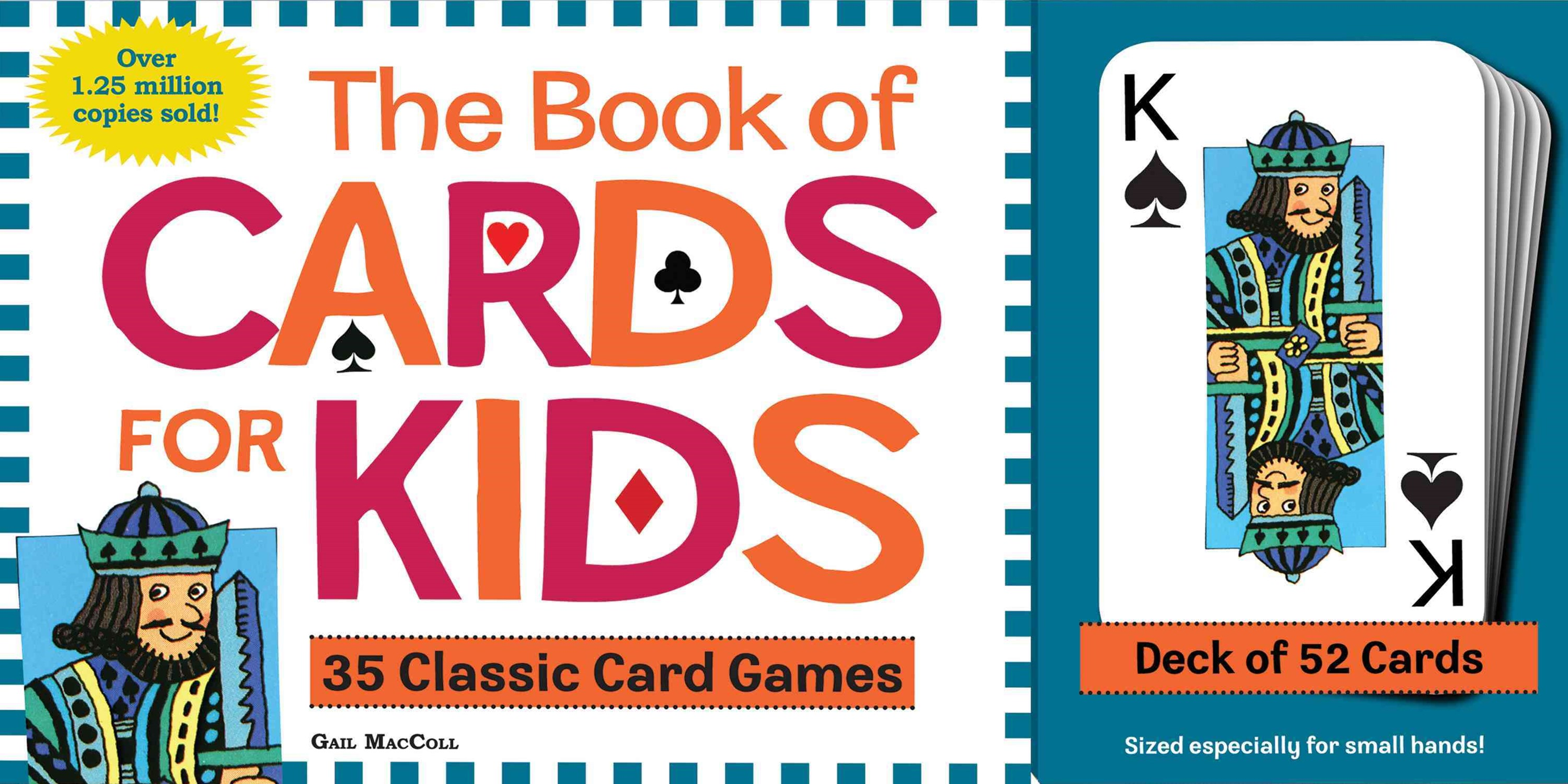 Book of Cards for Kids