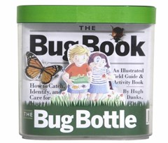 The Bug Book and Bug Bottle
