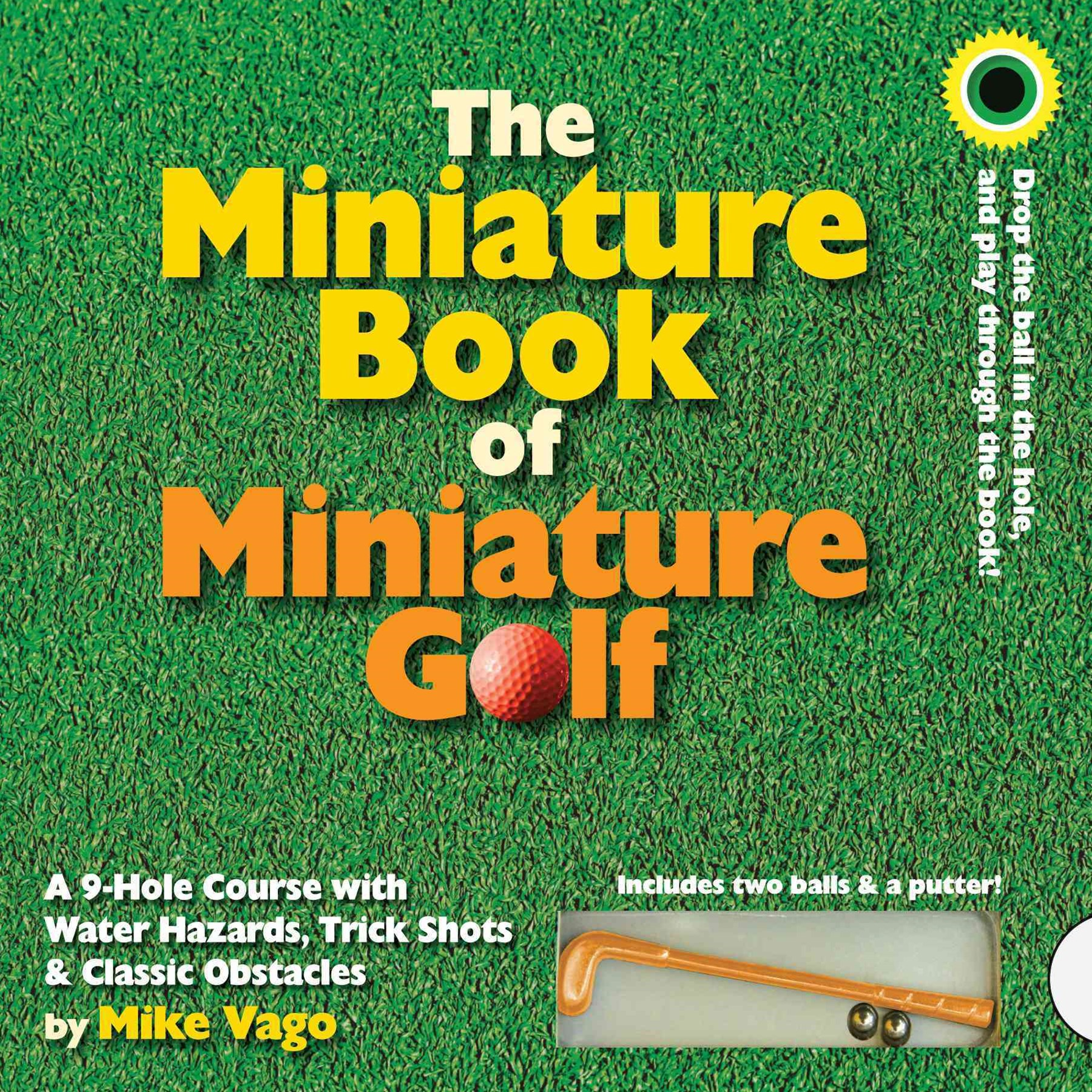 Miniature Book of Miniature Golf