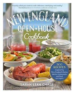 New England Open-House Cookbook by Sarah Leah Chase, Ina Garten, Ina Garten (9780761155195) - PaperBack - Cooking American