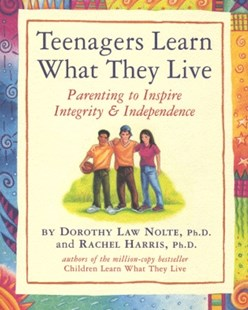 (ebook) Teenagers Learn What They Live - Family & Relationships Parenting