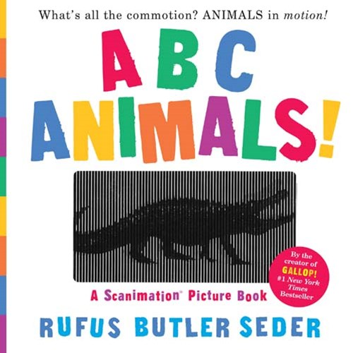 ABC Animals!