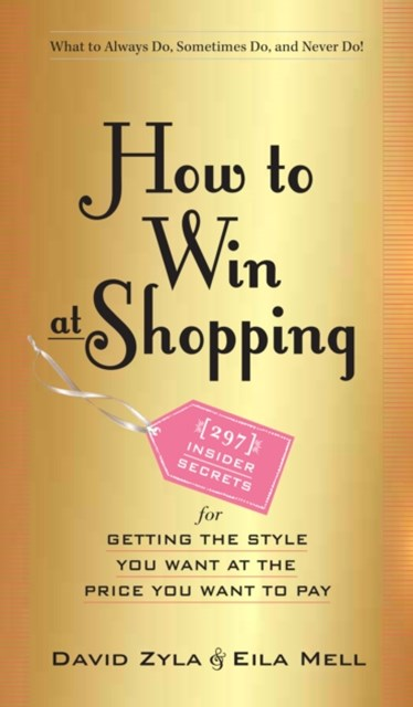 (ebook) How to Win at Shopping