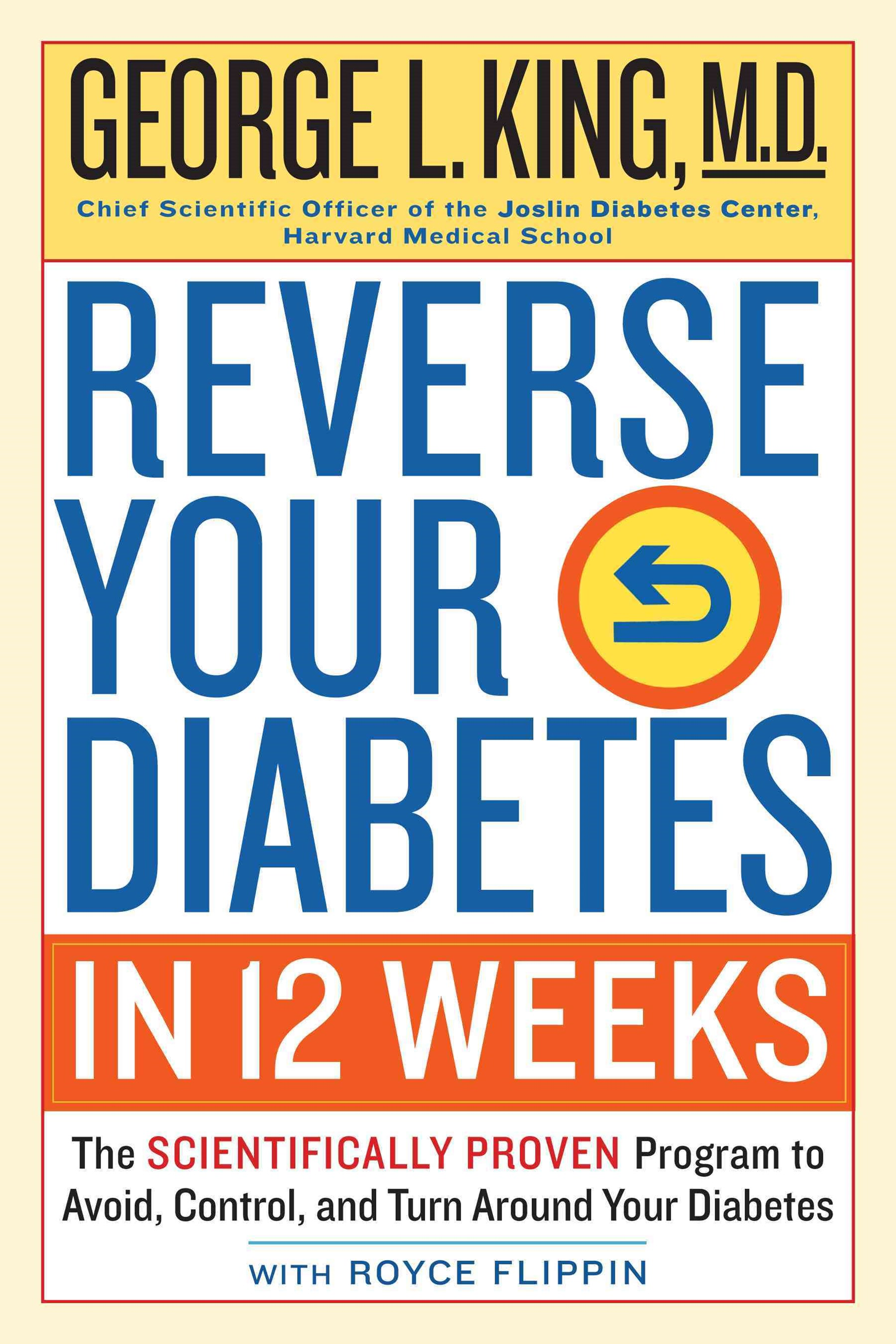 Reverse Your Diabete in 12 Weeks