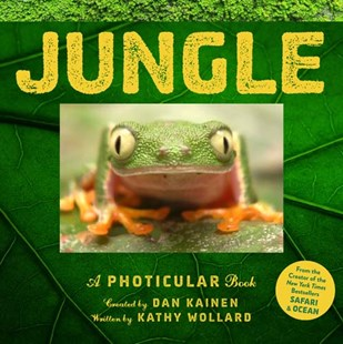 Jungle by Kainen, Dan & Wollard, Kathy, Kathy Wollard (9780761189534) - HardCover - Non-Fiction Animals