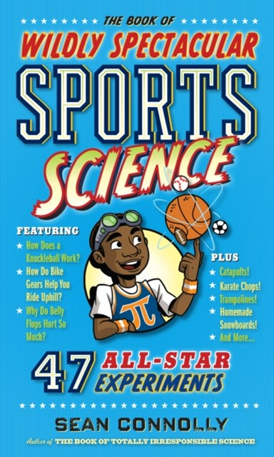 (ebook) The Book of Wildly Spectacular Sports Science