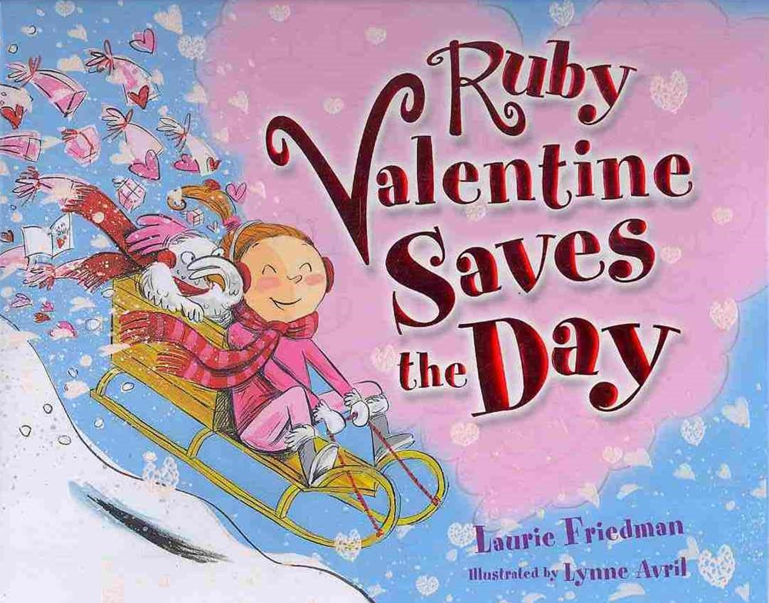 Ruby Valentine Saves The Day Library Edition