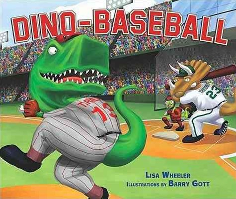 Dino-baseball Library Edition