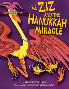 (ebook) Ziz and the Hanukkah Miracle - Non-Fiction