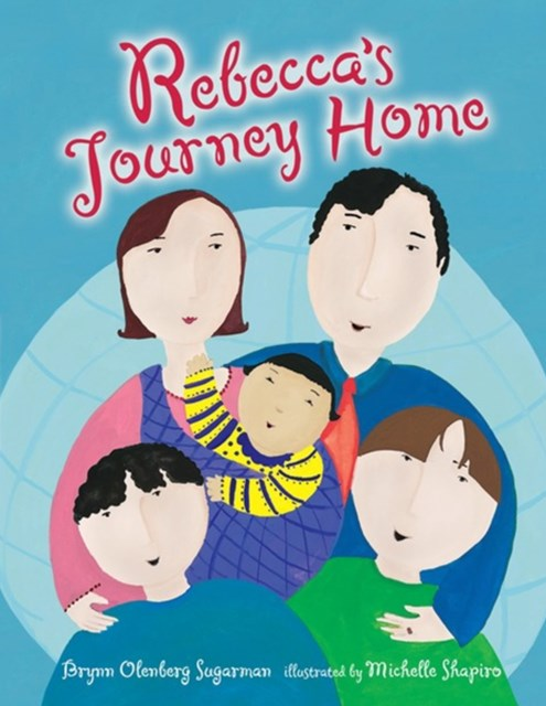(ebook) Rebecca's Journey Home