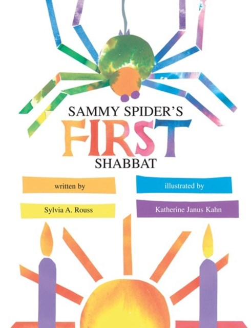 (ebook) Sammy Spider's First Shabbat