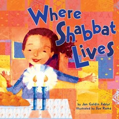 (ebook) Where Shabbat Lives