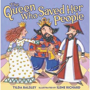 Queen Who Saved Her People by Tilda Balsley, Tilda Blalsey, Ilene Richard (9780761350934) - PaperBack - Non-Fiction