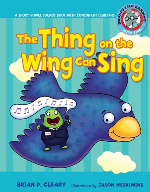 #5 The Thing on the Wing Can Sing