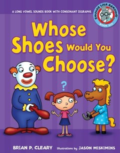 #6 Whose Shoes Would You Choose?