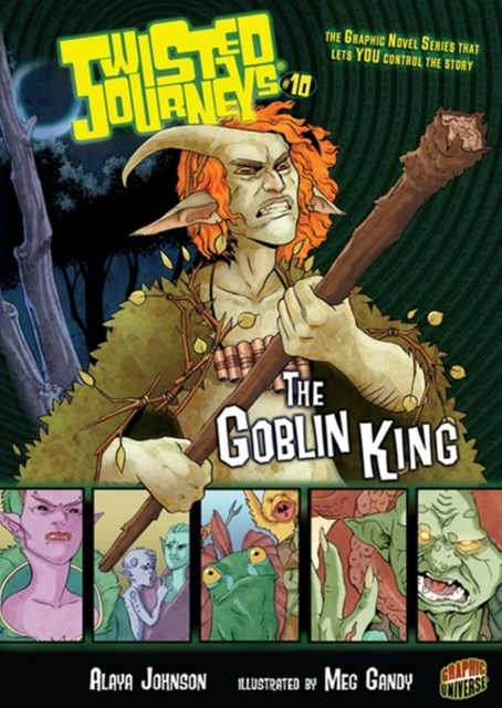 #10 The Goblin King