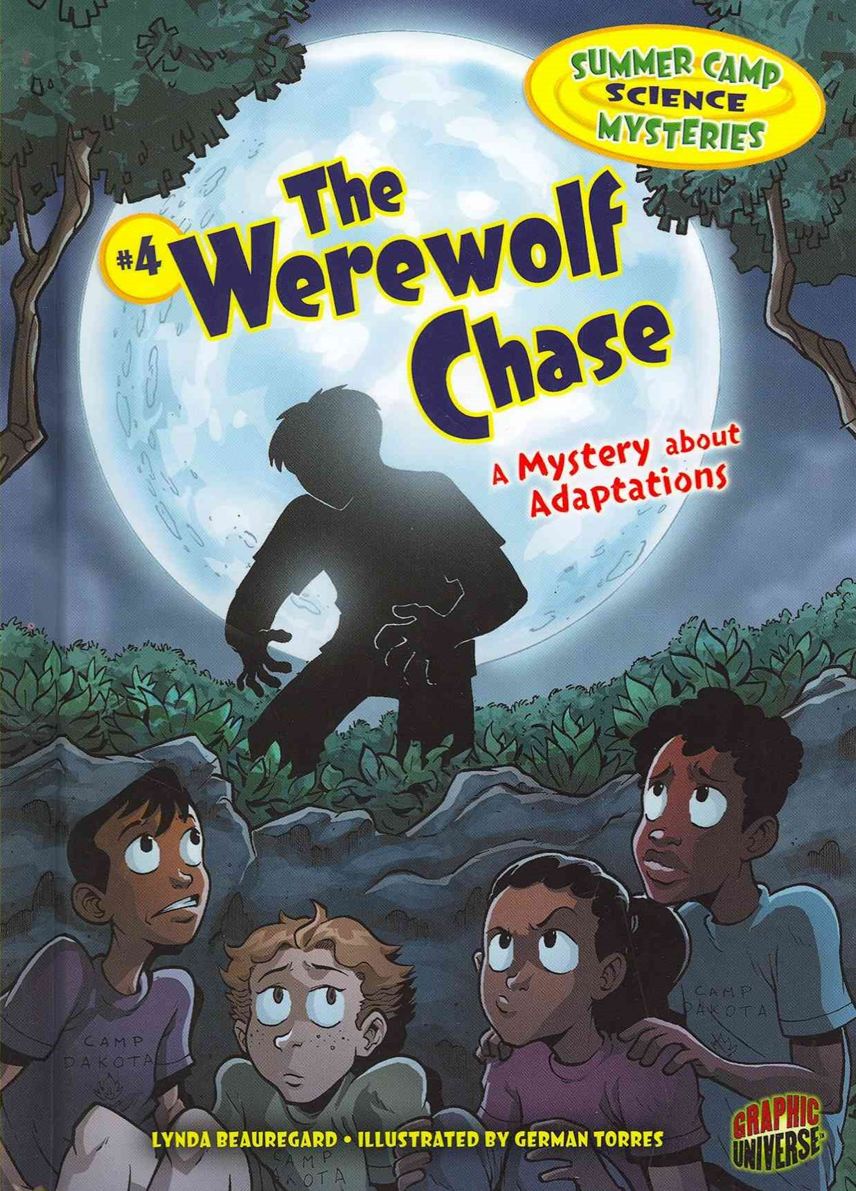 The Werewolf Chase