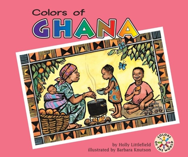 Colors of Ghana