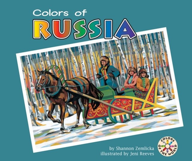 (ebook) Colors of Russia