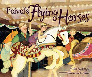 (ebook) Feivel's Flying Horses - Children's Fiction