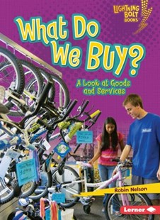 (ebook) What Do We Buy? - Education