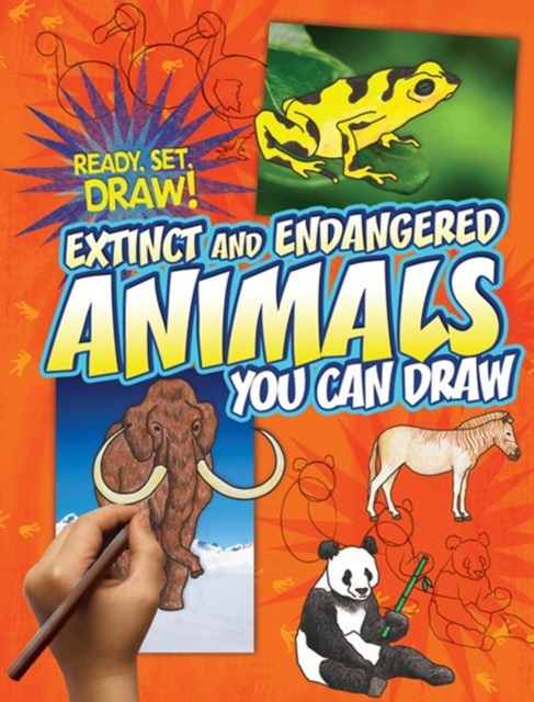 Extinct and Endangered Animals You Can Draw