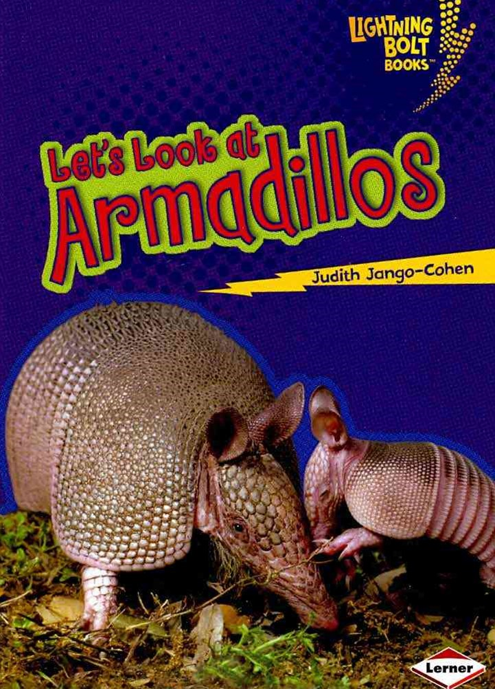 Let's Look at Armadillos