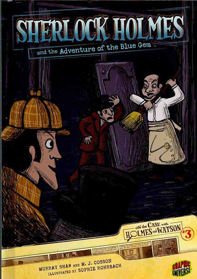 Sherlock Holmes and the Adventure of the Blue Gem