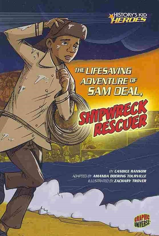 The Life-Saving Adventure of Sam Deal, Shipwreck Rescuer