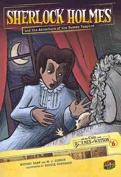 Sherlock Holmes And The Adventure Of The Sussex Vampire #6