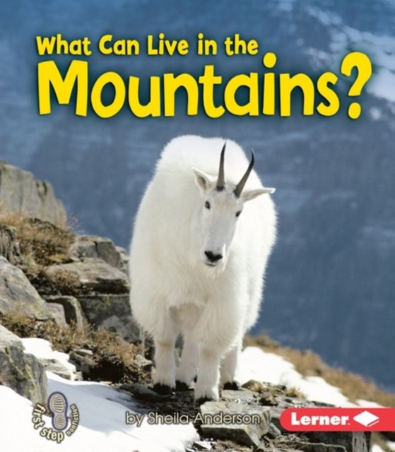 What Can Live in the Mountains?