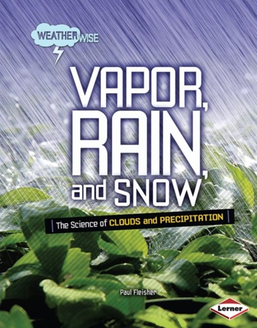 Vapor, Rain, and Snow
