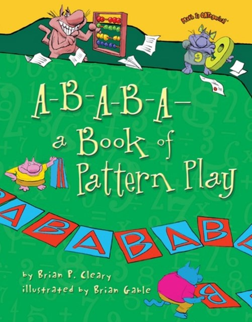 A-B-A-B-A-a Book of Pattern Play
