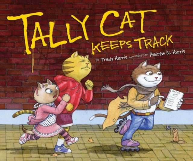 Tally Cat Keeps Track