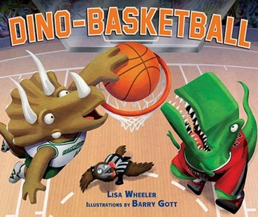Dino-basketball Library Edition - Non-Fiction Animals