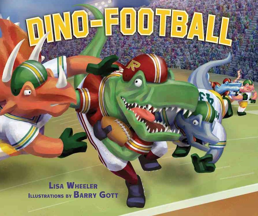 Dino-football Library Edition
