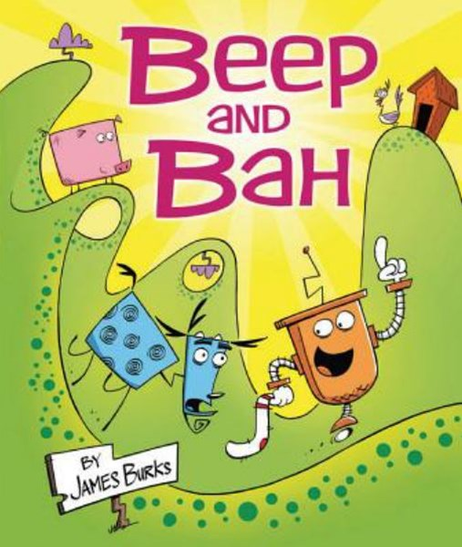 Beep And Bah Library Edition