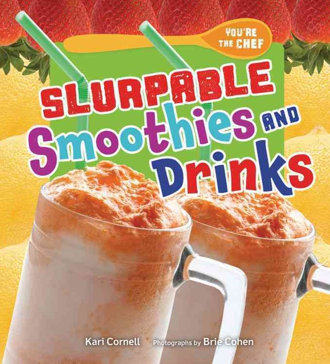 Slurpable Smoothies and Drinks