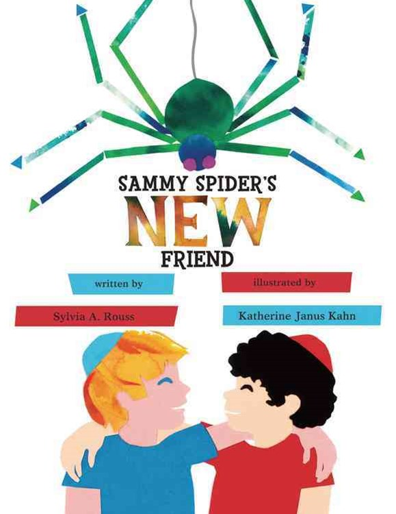 Sammy Spider's New Friend