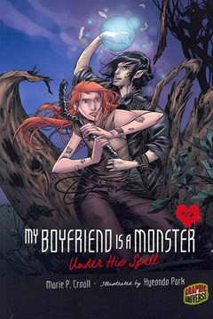 My Boyfriend Is A Monster Book 4: Under His Spell
