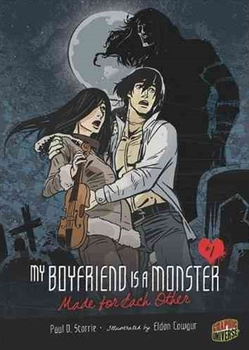 My Boyfriend is a Monster Book 2: Made for Each Other
