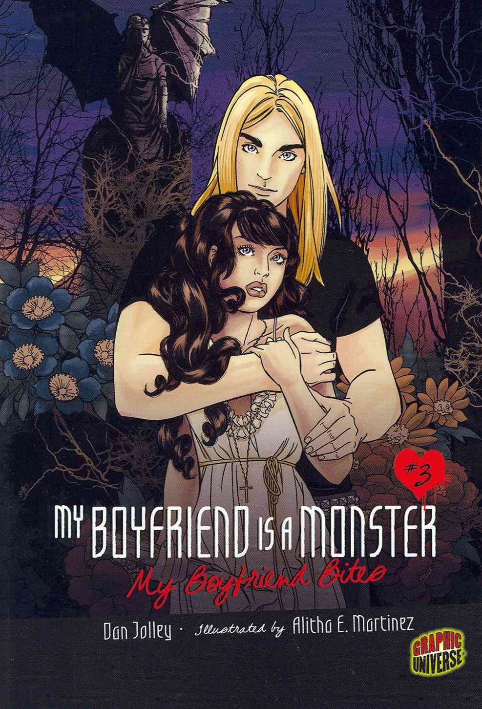 My Boyfriend Is a Monster - My Boyfriend Bites