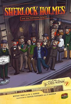 Sherlock Holmes And The Redheaded League #7